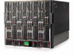 Сервер HP ProLiant BL480c