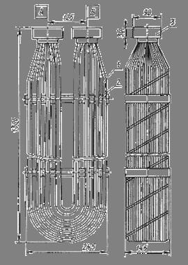 Теплообменники погружные спиральные теплообменник на селтик цена