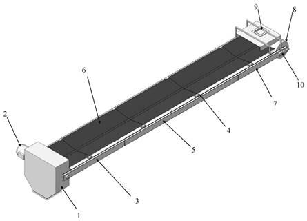 Монтажа ленточного конвейера винтовой транспортер чертеж