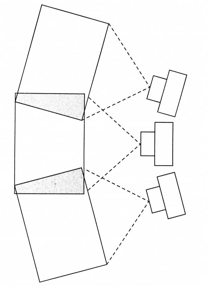 Схема 5. в Круговая панорама.