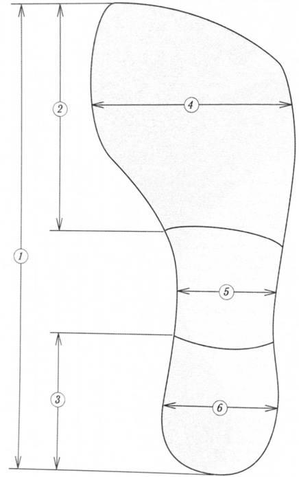Схема 13. в Измерения дорожки