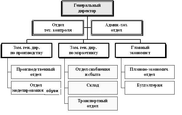 Организационная структура Производственный цикл Жизненный цикл  Организационная структура