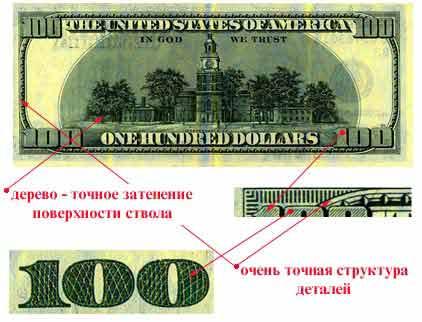 детям 1,5-2 графические способы защиты банкнот иностранных государств над
