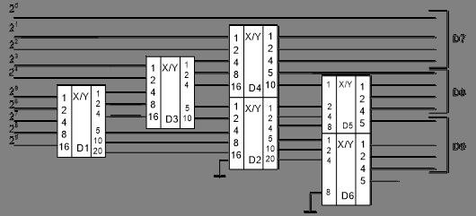 Преобразователь Двоичного Кода В Двоично-Десятичный