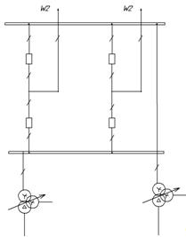 Схема распределительных устройств фск