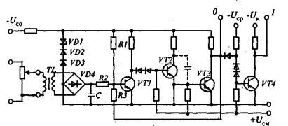 Бесконтактное реле тока в систем электроснабжение проектирование расчет системы электроснабжения