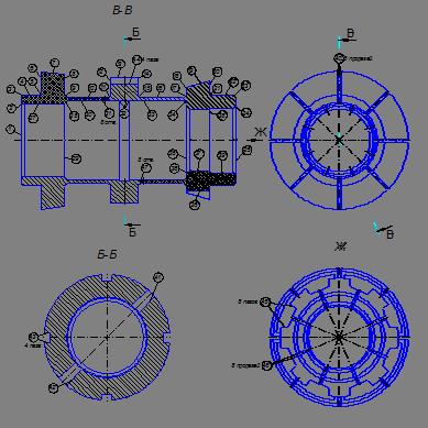 Систематизация поверхностей детали Анализ технологичности  Анализ технологичности
