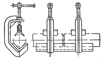 Центратор для труб Ц-28